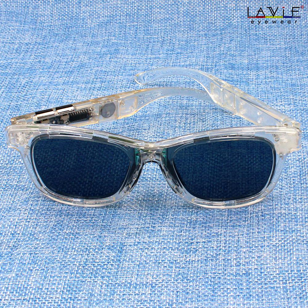 Sunglasses with Variable Electronic Tint Control Sunglasses Men Polarized Sunglasses Transparent Eyewear Frame 2