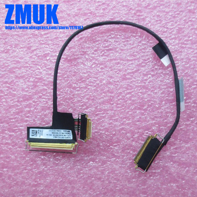 New Original LCD Cable For Lenovo Thinkpad T460s T470s Series,PN 00UR902 00UR903