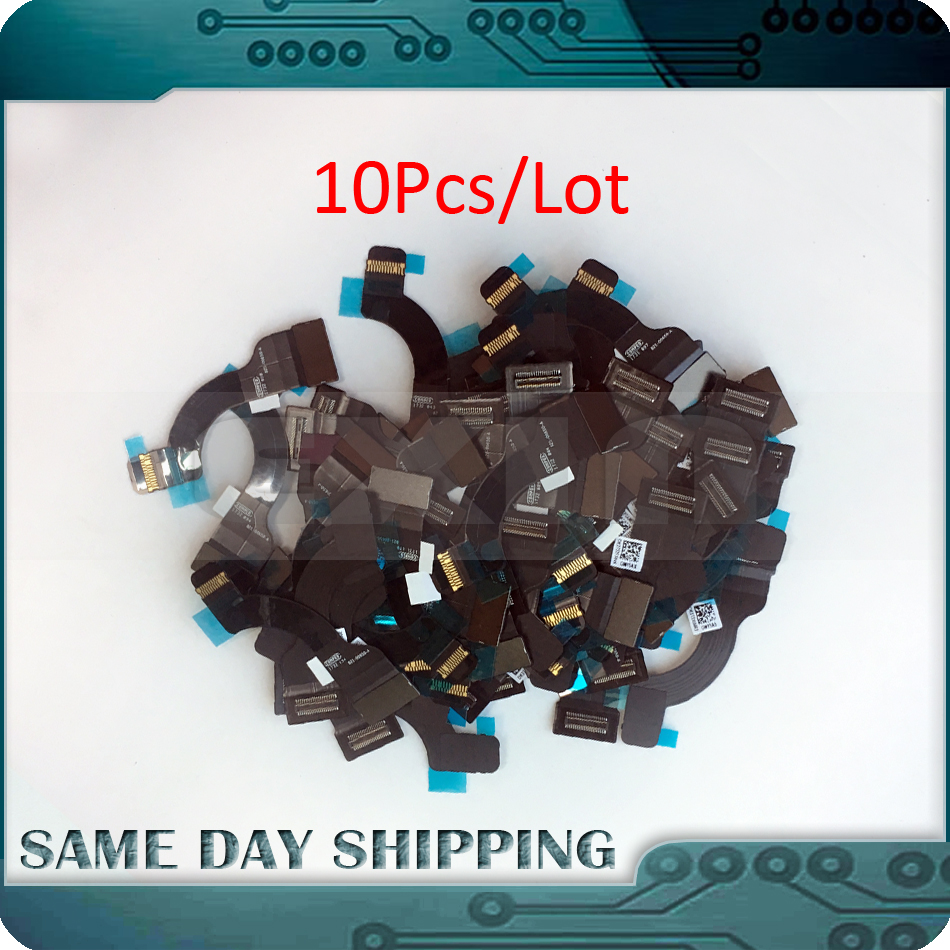 10Pcs lot font b Laptop b font A1706 Keyboard Flex Cable for Apple Macbook Pro 13
