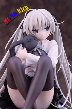 18cm Kasugano Sora Sexy Anime Yosuga No Sora Action Figure Pvc Collection Model Toys Brinquedos For Christmas Gift Free Shipping
