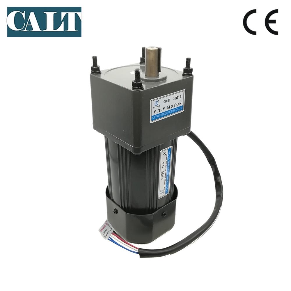 US $137.0 |VTV 220V Ac Gear Motor 120 watt 50rpm YN90 120 50/60Hz 5 on