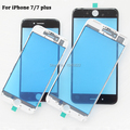 Top Quality Front Screen Glass Lens with Frame Pre-installed replacement for iPhone 7 Outer Glass Repair parts for iPhone 7 plus