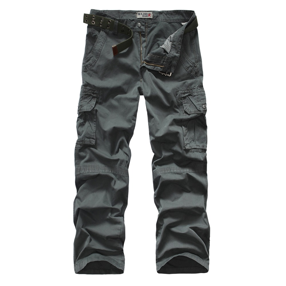 Popular Black Military Cargo Pants-Buy Cheap Black Military Cargo ...