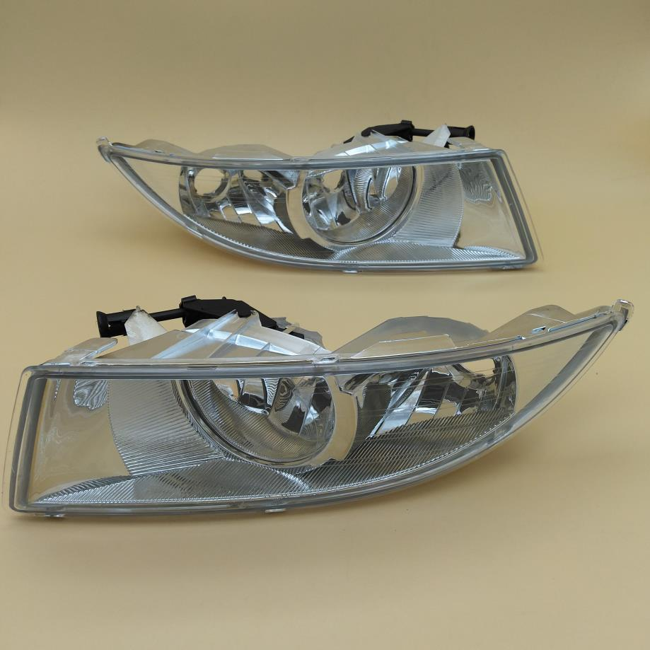 For Skoda Roomster 2011 2012 2013 2014 2015 Car-Styling Front Halogen Fog Lamp Fog Light car light car styling for vw polo vento sedan saloon 2011 2012 2013 2014 2015 2016 halogen fog light fog lamp and wire
