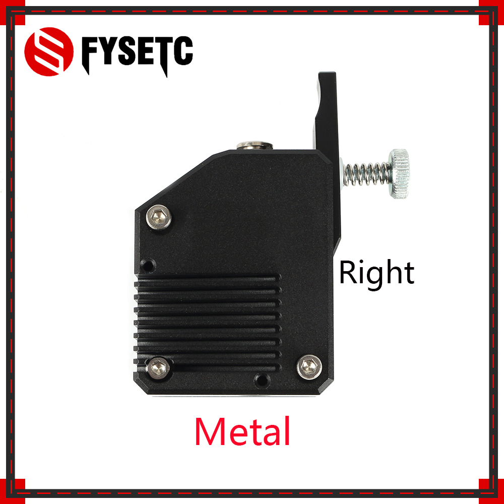 Image 2 - BMG All Metal Extruder Left/right Cloned Extruder Dual Drive  Extruder For Wanhao D9 Creality CR10 Ender 3 Anet E103D Printer Parts