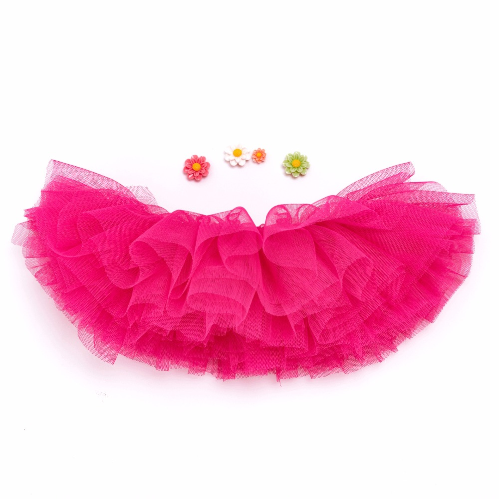 ed0b3bd9fe Pettiskirt Baby Girls 10 Colors Tutu Skirt Rose Red Newborn Chiffon 3  layers Skirts Infant Girls Wedding Birthday Party Clothes
