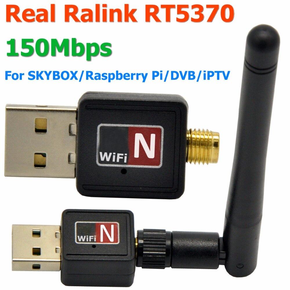 RALINK RT5370 150Mbps Mini WiFi USB Adapter 5370 Wireless Wi