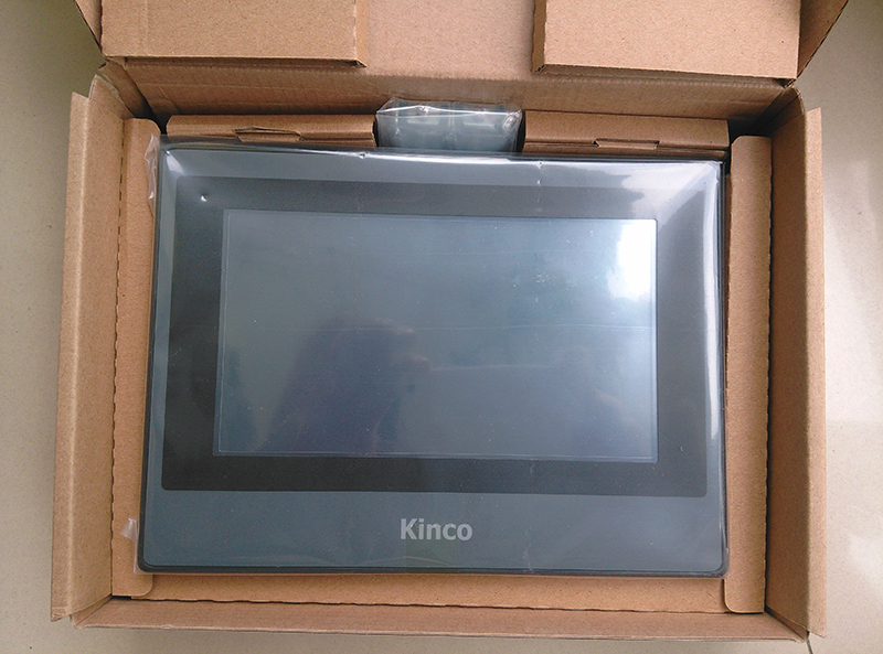 MT4434T KINCO HMI Touch Screen 7 inch 800*480 1 USB Host new in box tga63 mt 10 1 inch xinje tga63 mt hmi touch screen new in box fast shipping