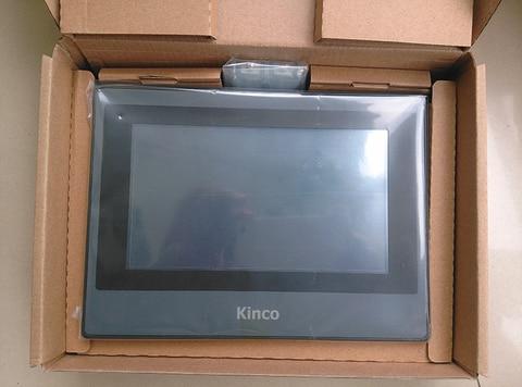 Tela de Toque Novo na Caixa Kinco Polegada 800*480 1 Usb Host Mt4434t Hmi 7