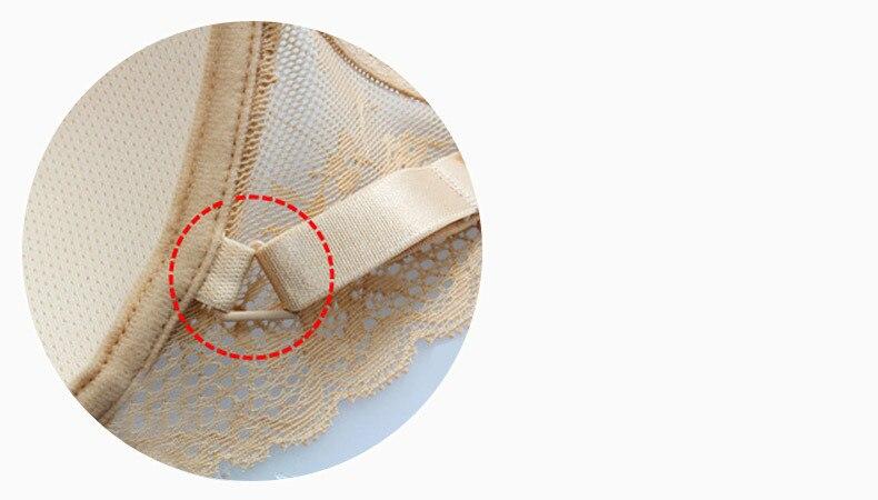 Strapless sexy bra woman invisible bra ultra boost underwear women bust no bra strap half cup 1/2 cup xxx women bra push up xxl