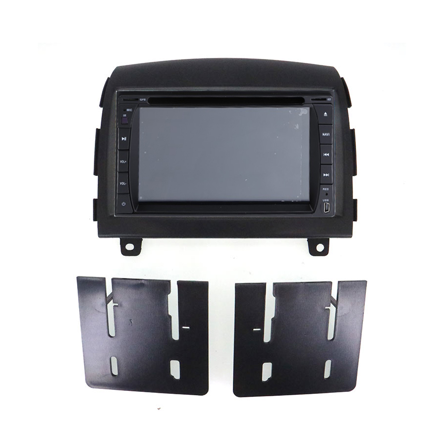 Navirider Gps Bluetooth Stereo Android 9 1 Car Dvd Player For Hyundai Sonata Nf 2004 2008 Car