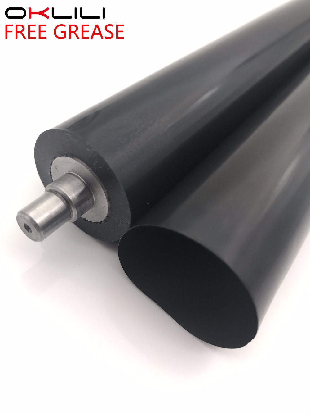 2SETX Fuser Film Sleeve Pressure Roller for Brother DCP L5500 L5600 L5650 HL L5000 L5100 L5200 L6200 L6250 L6300 L6400 5580 5585-in Fuser Film Sleeves from Computer & Office    1