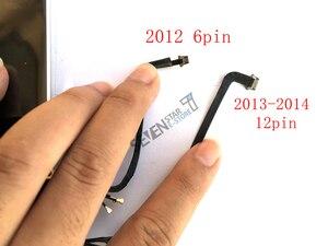 Image 4 - Ensamblaje completo de pantalla original para MacBook Pro Retina 1, repuesto LCD nuevo para modelos A1502, MF839, M841 EMC, 2835 Early 2015