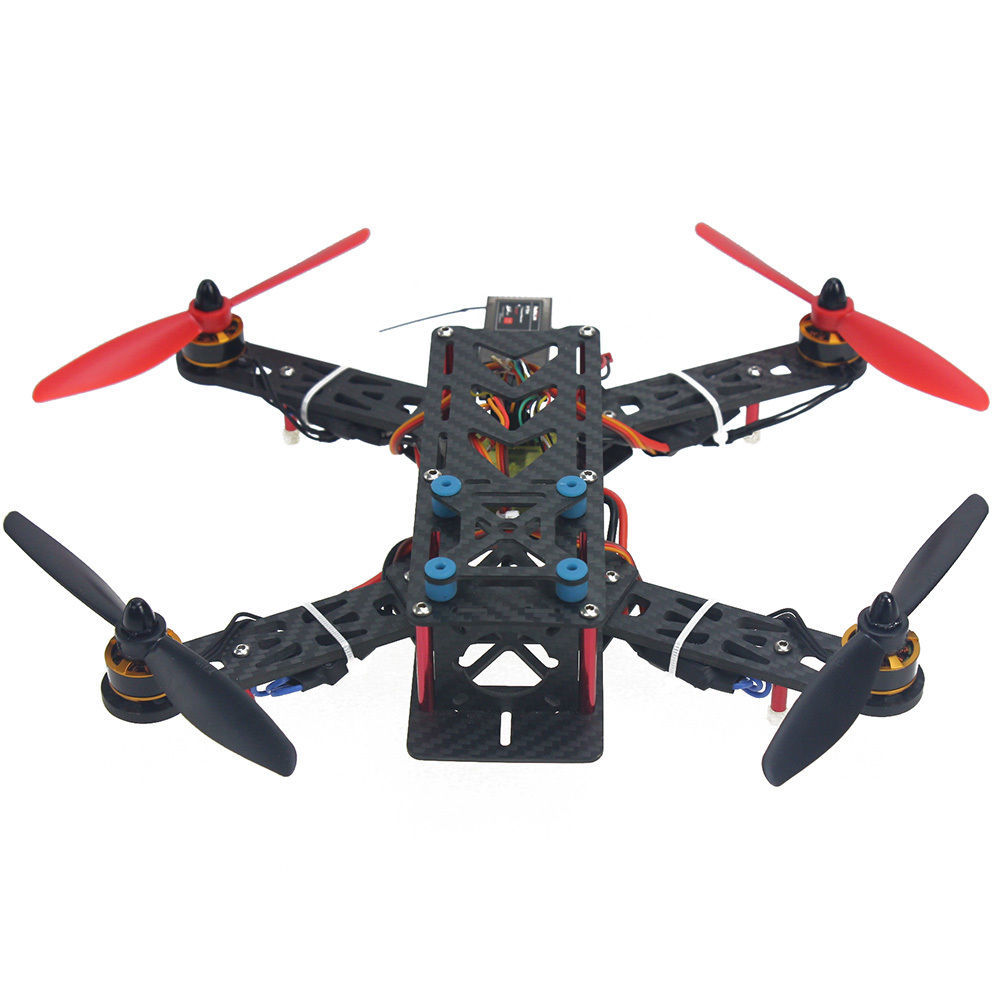 F11858-M JMT Assembled Full Kit 250mm Q250 PRO Carbon Fiber RFT RC Drone Quadcopter Multirotor with Transmitter Battery FS f11797 c jmt assembled full kit hmf totem q330 alien across rc drone quadcopter with qq flight controller charger battery fs
