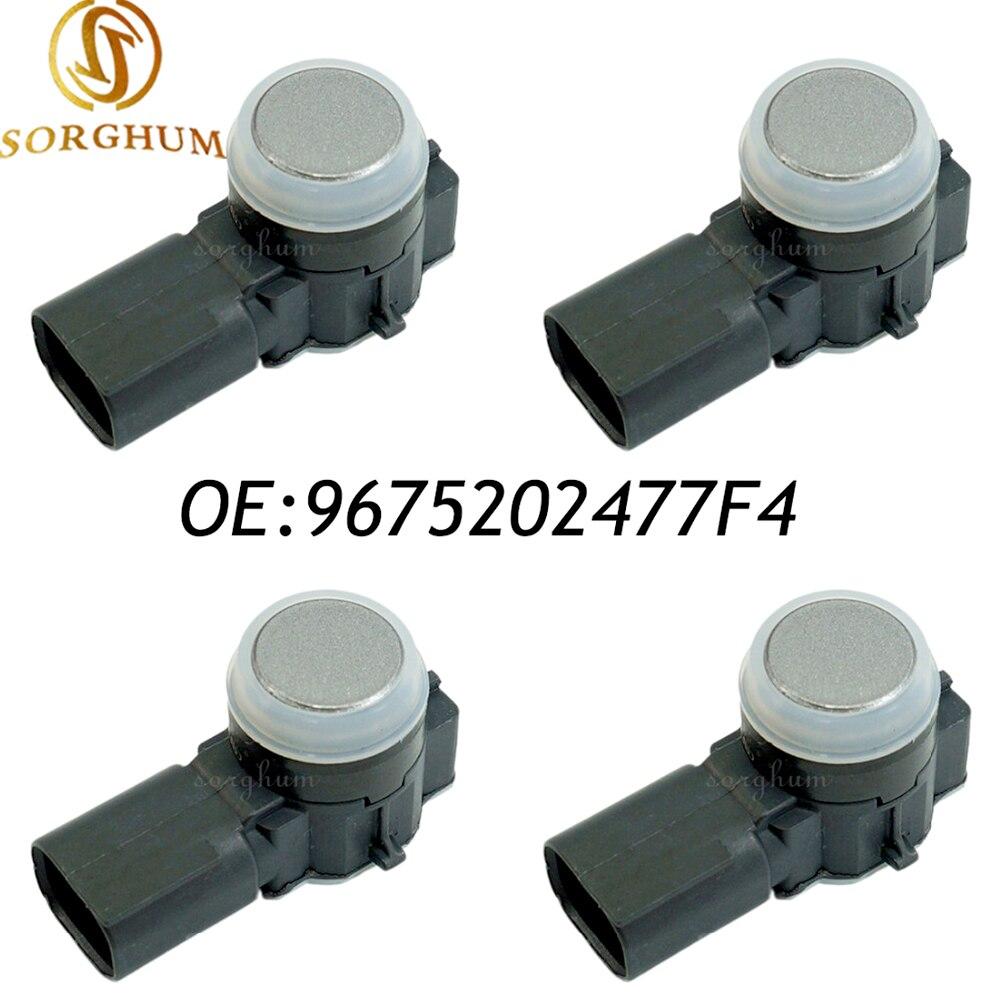 4 шт. PSA9675202477F4 для PSA 9675202477F4 Датчик парковки PDC бампер резервного копирования Assist 0263023080