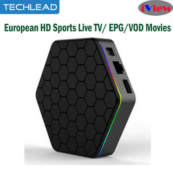 Z Plus Android 7 1 TV Box s912 With Iview HD TV Channels Greek