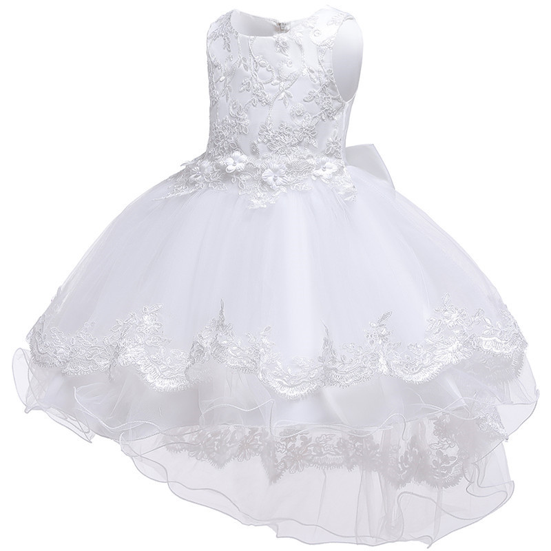 HTB1OrhPe8Cw3KVjSZR0q6zcUpXaJ - Kids Princess Dresses For Girls Clothing Flower Party Girls Dress Elegant Wedding Dress For Girl Clothes 3 4 6 8 10 12 14 Years