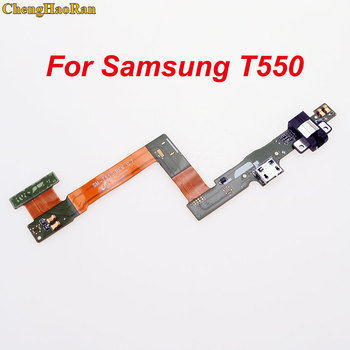 ChengHaoRan For Samsung Galaxy Tab A 9.7 T555 SM-T555 T550 USB Charge Dock Jack Connector Charging Port Flex Cable image