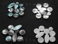 4 set Saxophone real mother of pearl key buttons inlays