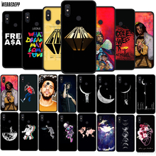 WEBBEDEPP J Cole Rapper TPU Cover for Xiaomi Redmi 5A 6A S2 5 Plus for Redmi Note 5 6 7 Pro Soft Case j cole stockholm