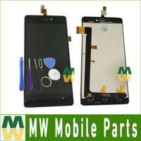 1PC Lot For Wiko Highway Signs LCD Display Touch Screen Digitizer Black Color With Tools