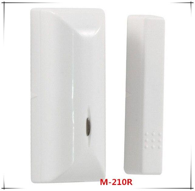 Free Shipping MD-210R Magnetic Door Window Sensor Door Detector Alarm with Low Battery Alert