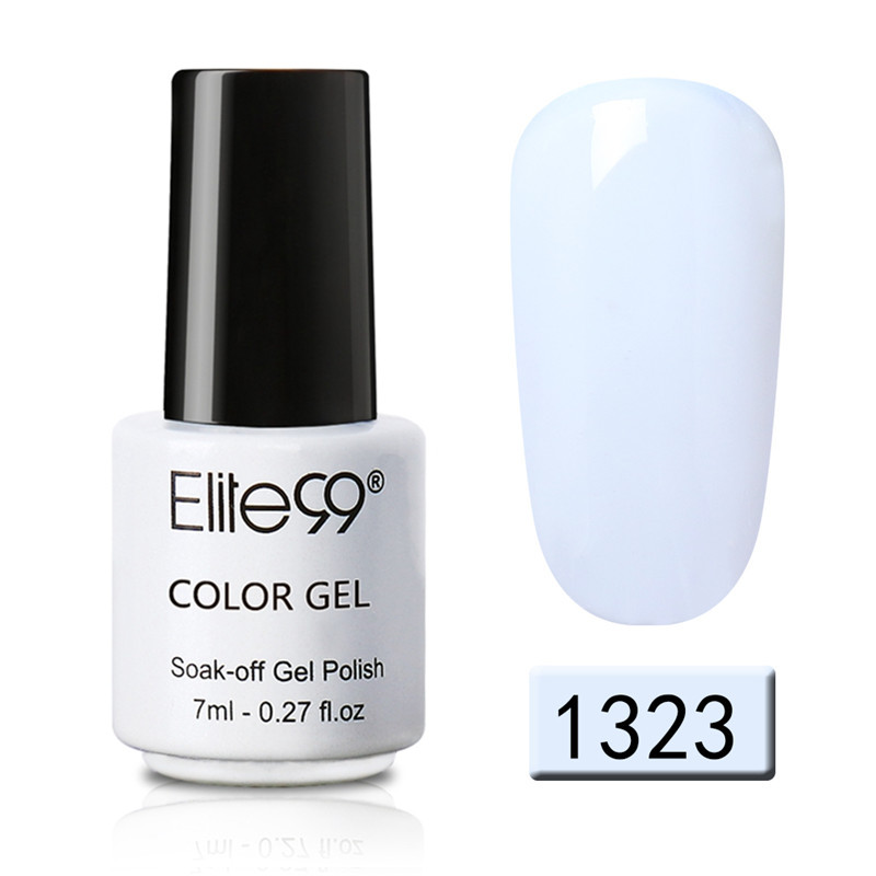 Elite99 Nail Gel Polish UV LED Color del caramelo 58 colores 7ML - Arte de uñas - foto 2