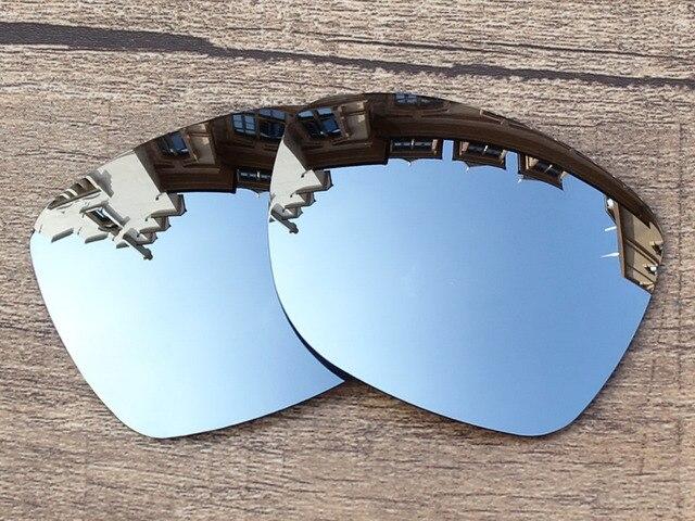 6acb8ad9e2 Polycarbonate-Silver Titanium Mirror Replacement Lenses For Catalyst  Sunglasses Frame 100% UVA   UVB