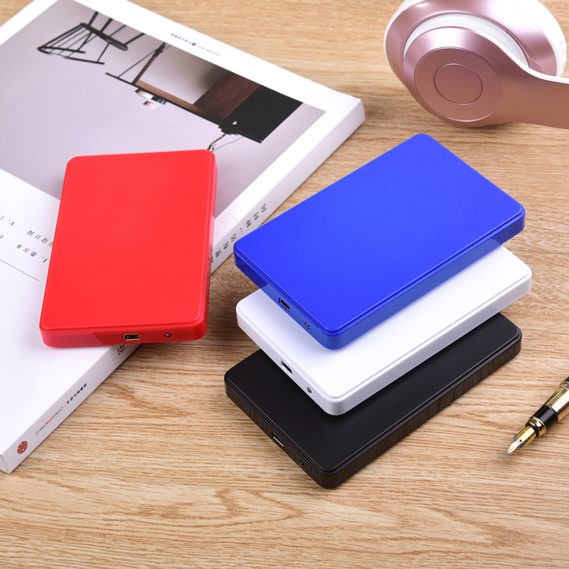 "External Hard Drive 80GB 120GB 160GB 250GB 320GB 500GB USB2.0 HDD 2.5"" Desktop Laptop Mobile Hard Drive Disk"