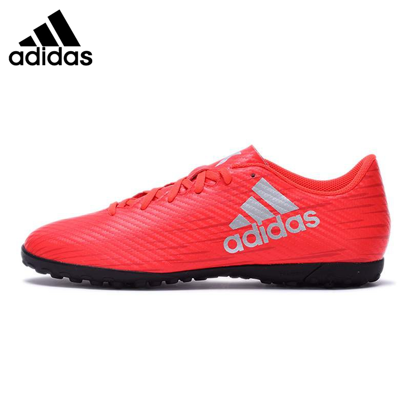 ФОТО Original New Arrival  Adidas X 16.4 TF Men's Football Shoes Sneakers