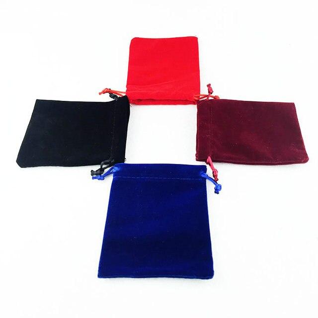 Online Shop 10Pcs Hot New 4 Colors Jewelery Discount Bag Gift Bag ...