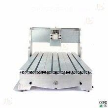 wood lathe 3040 cnc milling machine frame with trapezoidal screw,  aluminum frame