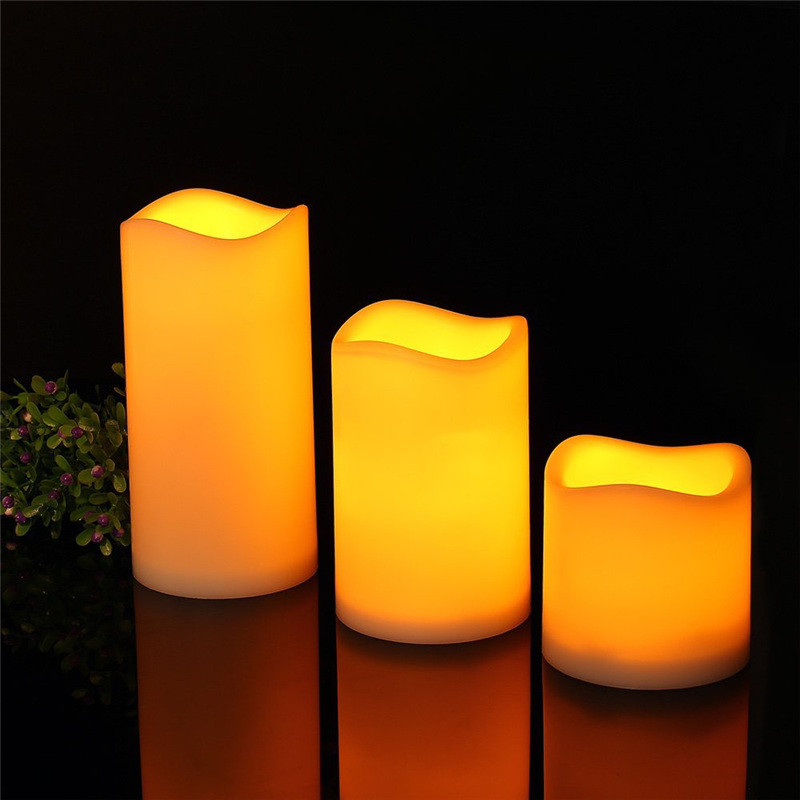 Flameless Candle Lights  (5)