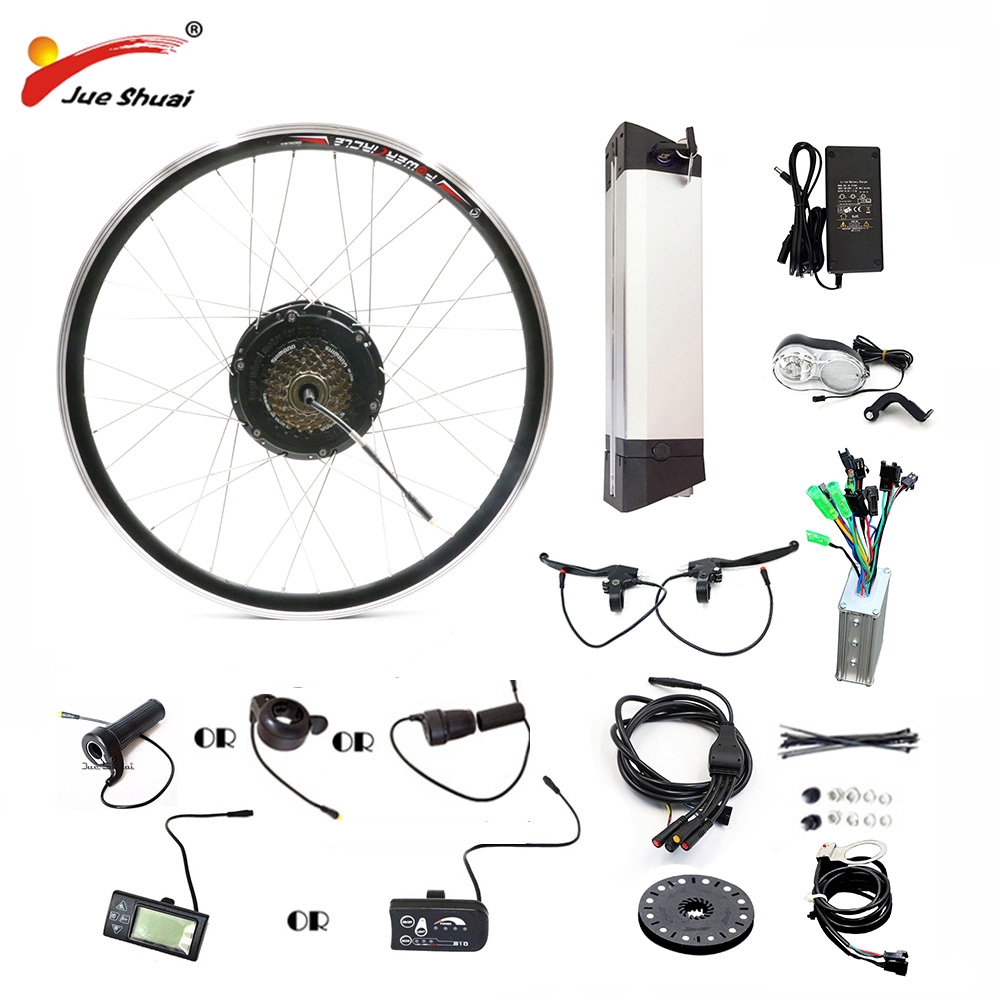 36V 250W-500W Electric Bicycle Kit 36V10AH Samsung 12AH Battery Ebike Kit With 20 24 26 700C(28) Rear Motor Wheel bicicleta36V 250W-500W Electric Bicycle Kit 36V10AH Samsung 12AH Battery Ebike Kit With 20 24 26 700C(28) Rear Motor Wheel bicicleta