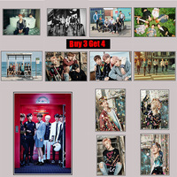 kpop bangtan boys Posters Clear Image Wall Stickers Home Decoration High Quality Prints RM Coated Paper 42*30cm