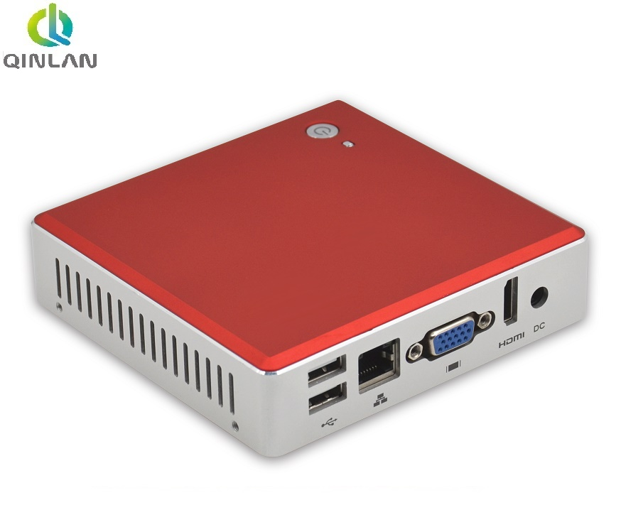 Fanless Mini PC With Intel Atom X5-Z8350 ,X86 Quad Core,Optional OS Windows/ Linux,Cheap Home Mini nettop Fanless Computer cheap atom mini computer top 10 mini games pc minipc x 270ul n270 1 6ghz support windows 7 xp linux fanless pc