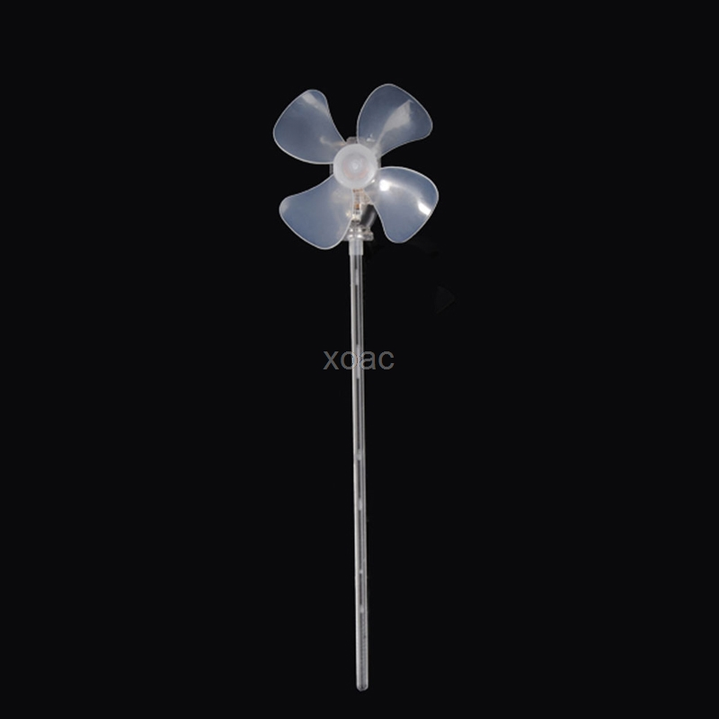 Wind Generator Turbine LED Teaching Tools Sample Model Smallest Mini 360 degrees  M05 dropship