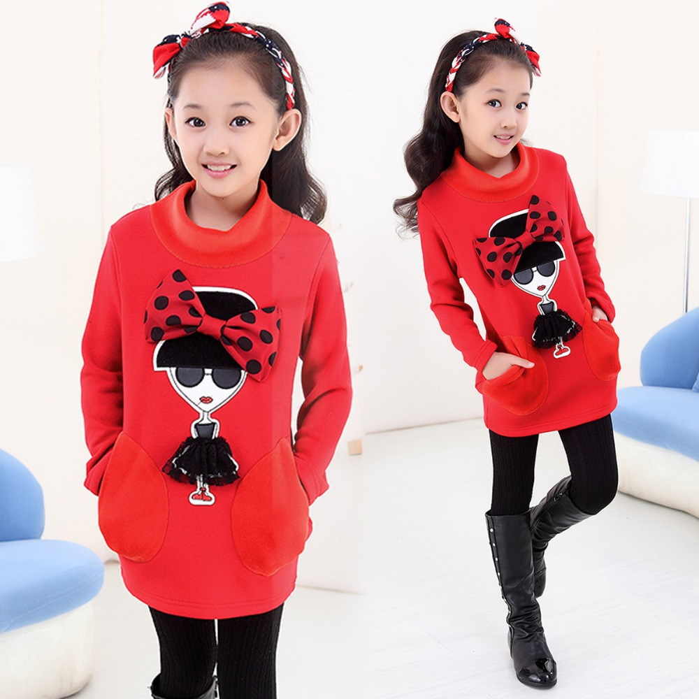 Girls-Sweatshirts-Cartoon-Girl-Knitwear-Outerwear-Autumn-Children-Cotton-Shirt-Infants-Clothing-Kids-Warm-Clothes-Thick-Vestidos-2