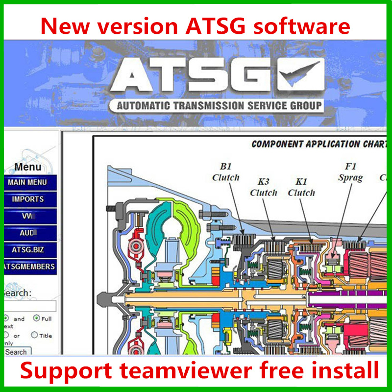 Auto Transmission Repair >> Us 11 91 43 Off Newest 2017 Atsg Software Auto Diagnostic Software Atsg Transmission Repair Manuals Atsg Repair Software In 80gb Hdd Usb 3 0 Cd In