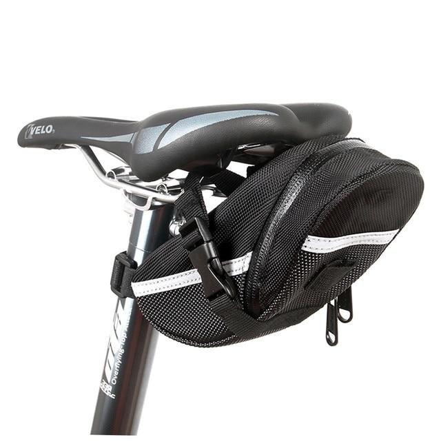 Saco de Bicicleta à prova d' água 19*9.5*11.5 cm saco de Selim de bicicleta de Estrada acessórios da bicicleta de Montanha acessórios da bicicleta Ciclismo Assento saco