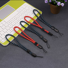 Mobile Phone Strap Rope for Samsung Galaxy S6 S7 edge Plus iphone 5 6 Plus 6s 7 8 Lanyard for Keys Phones Sleutelhanger Keycord(China)