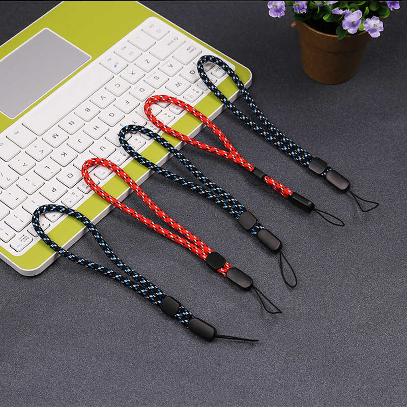 Mobile Phone Strap Rope for Samsung Galaxy S6 S7 edge Plus iphone 5 6 Plus 6s 7 8 Lanyard for Keys Phones Sleutelhanger Keycord