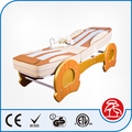 Factory Direct Sale 7pcs Jade Roller Massage Bed