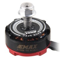 1pc emax rs2205s 2300kv/2600kv motor sem escova para fpv racing quadcopter