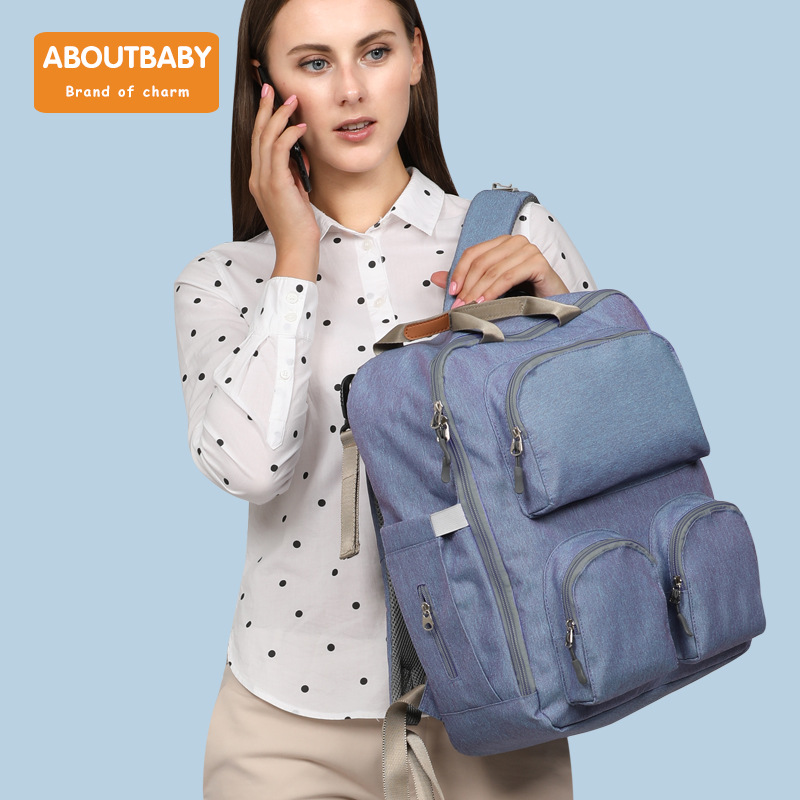 Cute Baby Diaper Bag Waterproof Backpack Large Baby Nappy Bag Backpack Maternity Bags Baby Care Changing Bag for Stroller new arrive baby diaper bag cute baby nappy bag waterproof backpack maternity bags baby care cute changing bag backpack