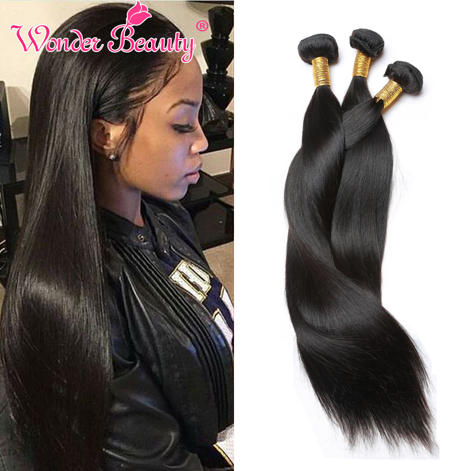Queen Beauty Weave Products 8a Indian Hair Straight 3pcs Lot Virgin