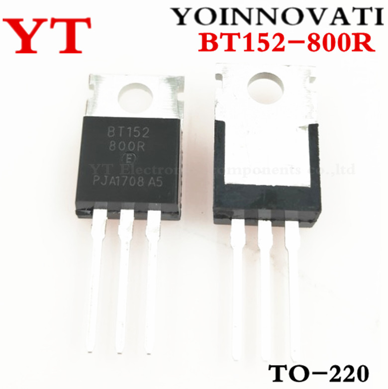 20PCS BT152-800R BT152-800 BT152 THYRISTOR 20A 800V TO220AB TO220.