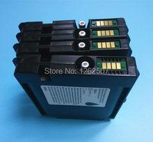Cartouche d'encre avec intérieur, Compatible avec Ricoh GX7000 GX5050N GX5000 GX3050 GX3000 GX2500, avec puce, pour Ricoh GC21