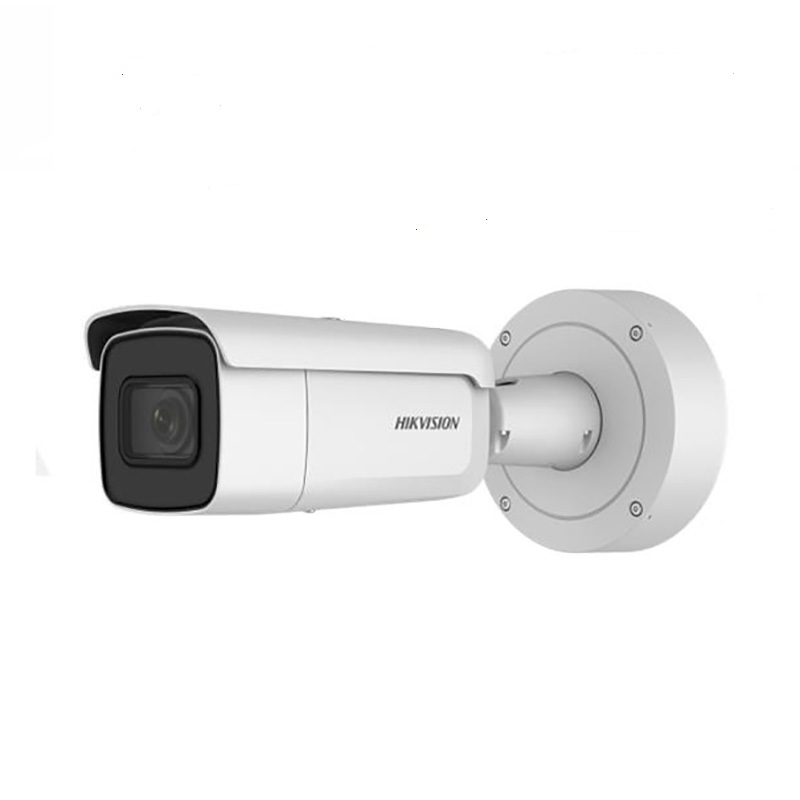 HiKvision New H.265 CCTV IP Camera DS-2CD2655FWD-IZS 5MP EXIR Motorized Vari-Focal Lens Bullet Camera with Audio Alarm TF Card S bullet camera tube camera headset holder with varied size in diameter