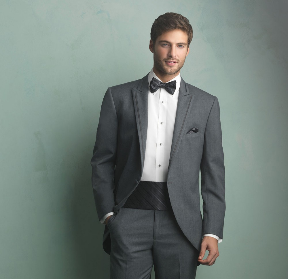 Perfect Grey Mens Suits For Wedding Image Collection - Wedding Dress ...
